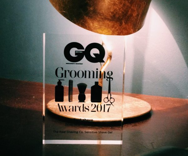 Real Shaving Co. scoops up GQ Award