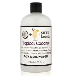 Super Beauty Tropical coconut