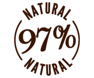 Kind Natured 97% Natural