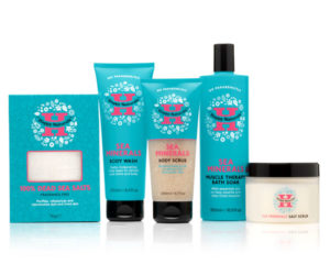 Happy Naturals sea minerals bodycare