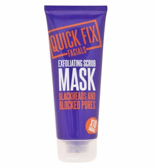 Quick-Fix-Facials EXFOLIATING