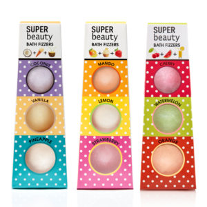 Super Beauty fizzers